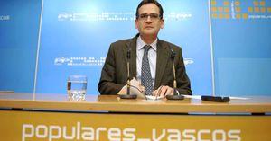 """Foto: Basagoiti: """"El chivatazo es más grave que el GAL porque favoreció a ETA"""""""