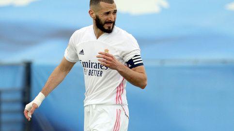 Benzema y Modric, los mejores del Madrid despiden la Liga con la cabeza alta (2-1)