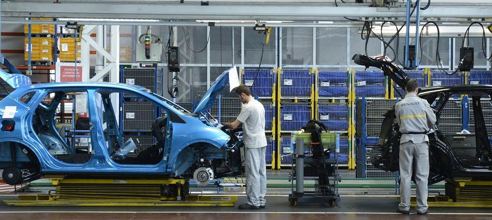 Opel las f bricas de coches en espa a aumentan su - Fabricas de cristal en espana ...