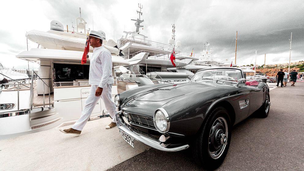 Mallorca Classic Week, espectáculo vintage en Port Adriano