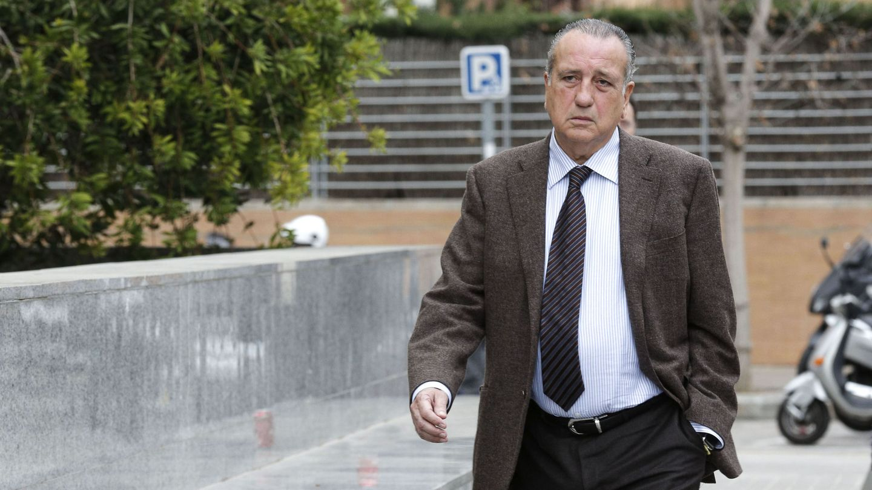 Fernando Roig, presidente del Villarreal. (Efe)