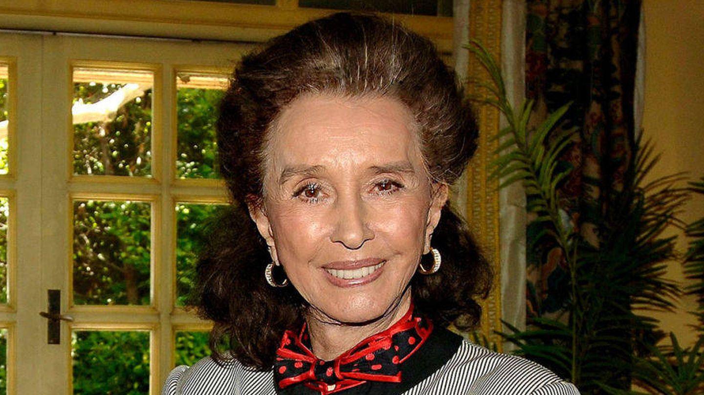 La condesa de Romanones, Aline Griffith. (Imagen de Archivo)