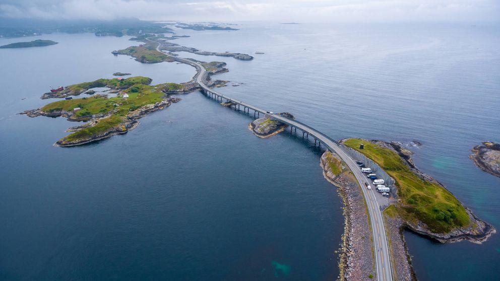 La carretera más peligrosa (y bella) del mundo: la autopista que cruza el Atlántico
