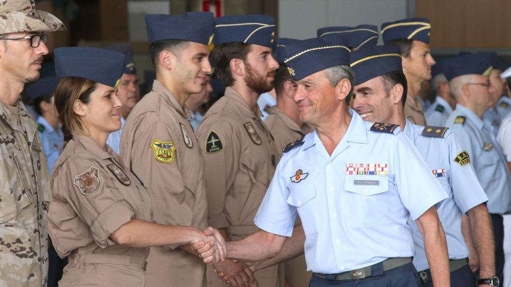 Foto: El teniente general del Ejército del Aire Miguel Ángel Villarroya. (EFE)