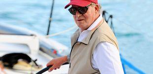 Post de Don Juan Carlos abandona sus vacaciones invisibles por el Mediterráneo