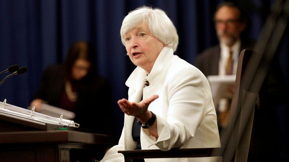 Foto: Janet Yellen, en una imagen de archivo. (Reuters)