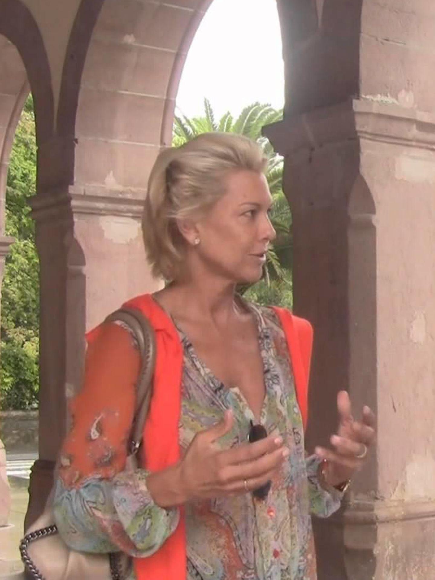 Lucrecia Botín en una imagen de archivo.  (Youtube)