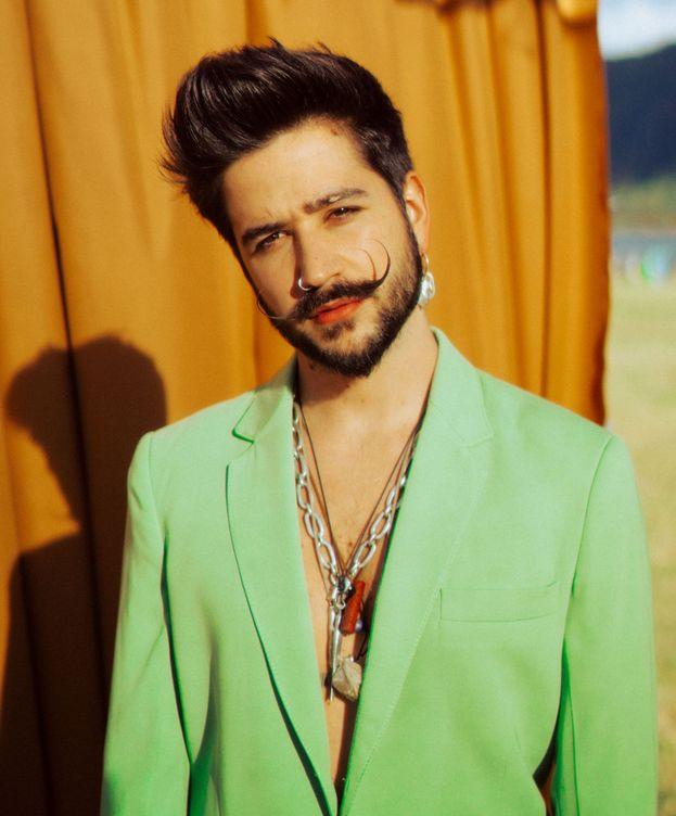 Foto: El músico y cantautor Camilo. (EFE / Cristian Saumeth)