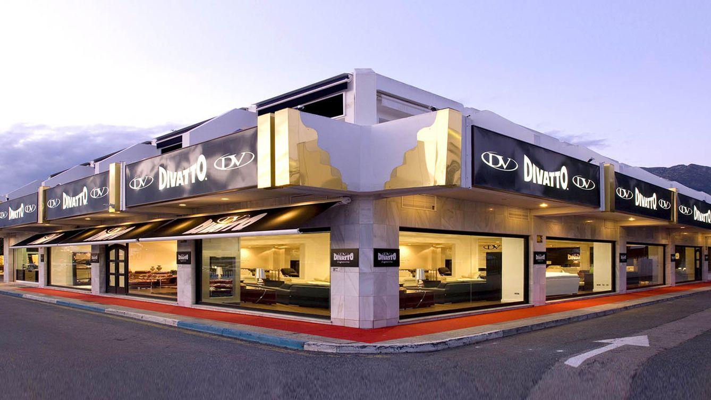 Foto: Tienda Divatto en Marbella, una de las cinco que todavía permanecen abiertas. (Foto: divatto.com)