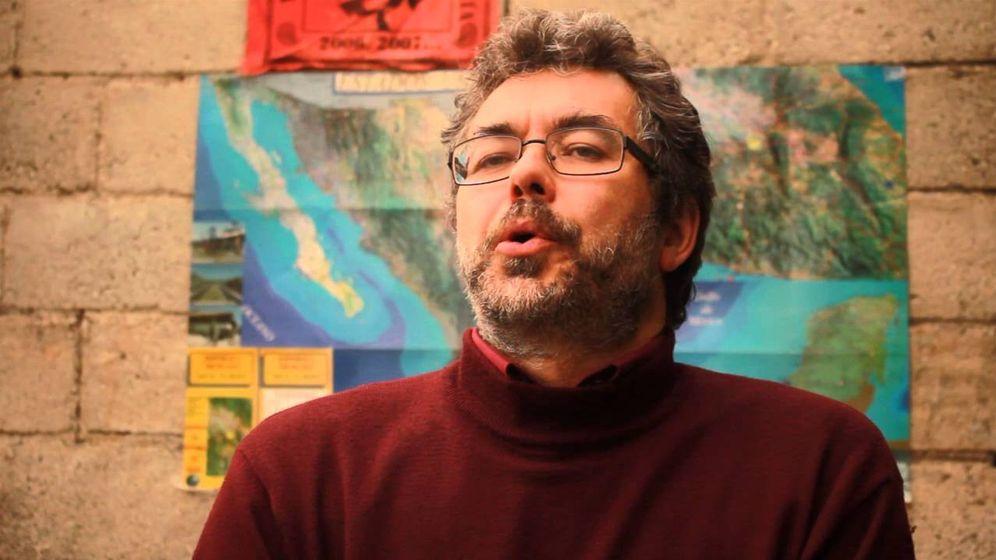 Foto: El filósofo y ensayista Anselm Jappe.
