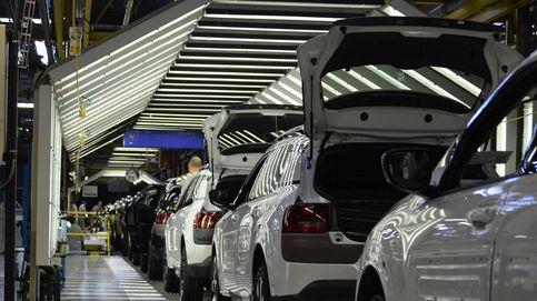 La industria de automoción española pincha en agosto