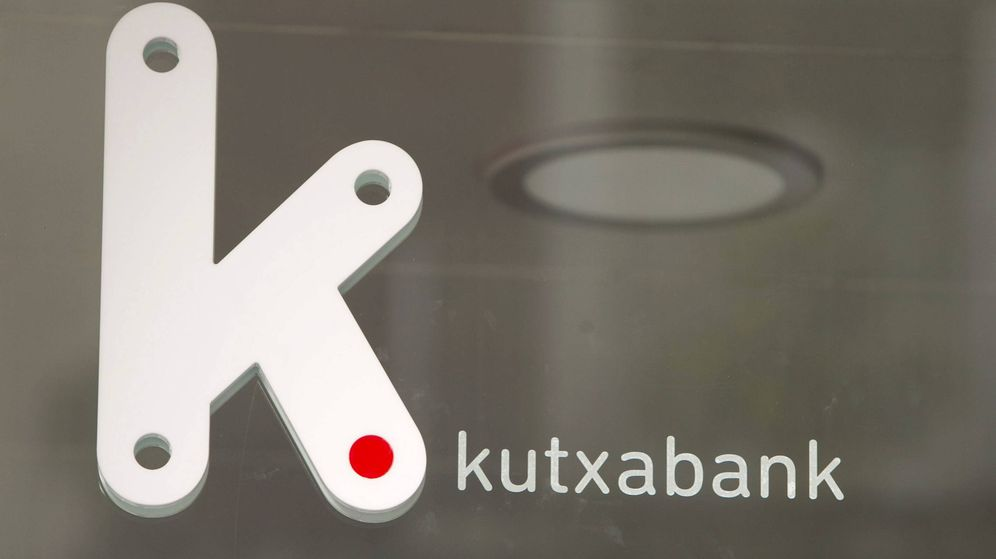 Foto: Kutxabank tiene en venta la cartera Lezama, con 400 millones en hipotecas dudosas. (EFE)