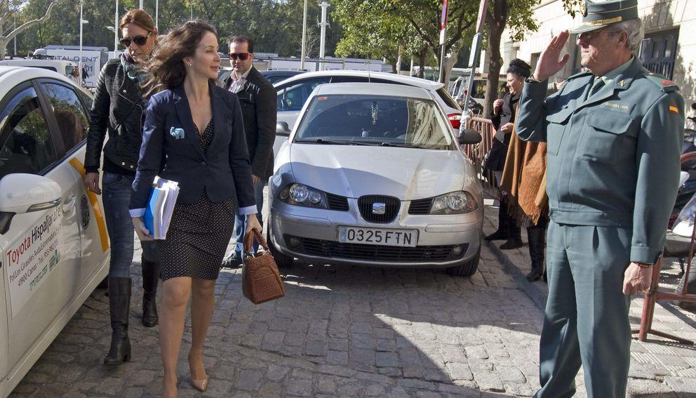 La jueza de los ERE, Mercedes Alaya. (EFE)