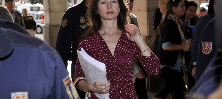 Foto: Fotografía de archivo de la juez de los ERE, Mercedes Alaya. (EFE)