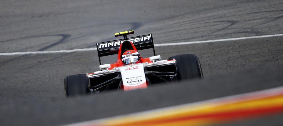 Foto: Marussia tampoco estará en el GP de EEUU