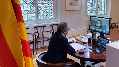 La crisis sanitaria trastoca el calendario de Torra: atrasará las elecciones catalanas