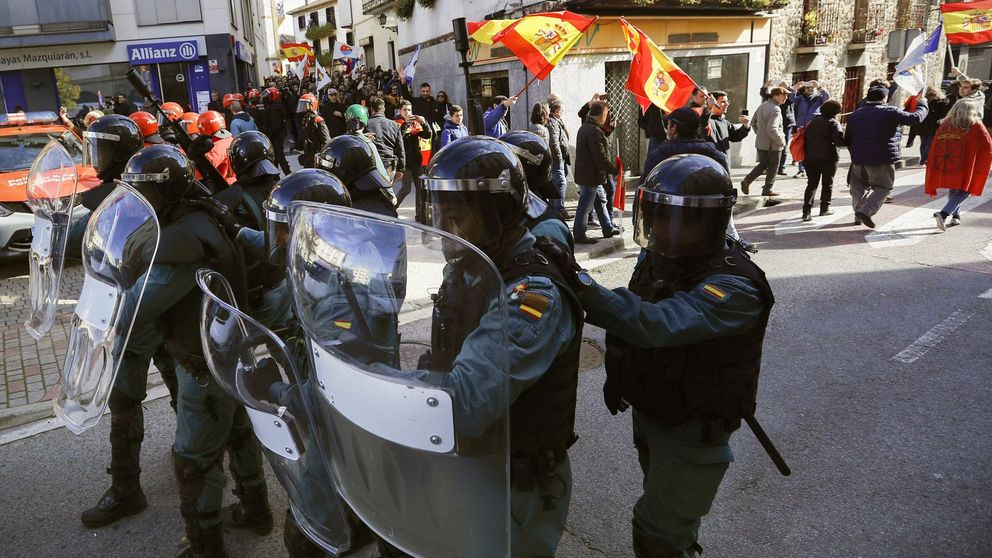 Esta es la dignidad inteligente de Alsasua: Fascistas, iros a vuestra casa