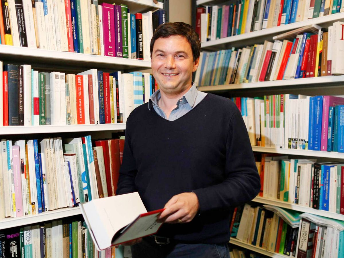 Foto: Thomas Piketty. (Reuters)