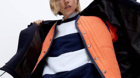Uterqüe apuesta por la comodidad con esta chaqueta reversible