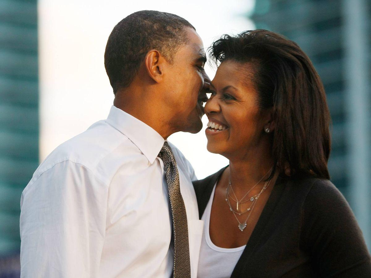 Foto:  Barack y Michelle Obama, en una imagen de archivo. (Getty)