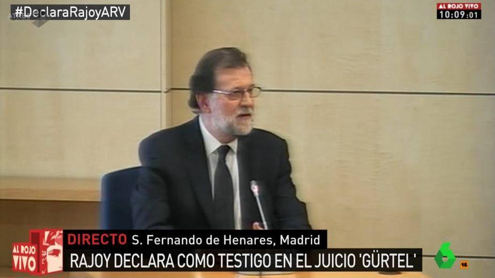 TVE lo ha vuelto a hacer: oculta la declaración de Rajoy en el Canal 24 horas