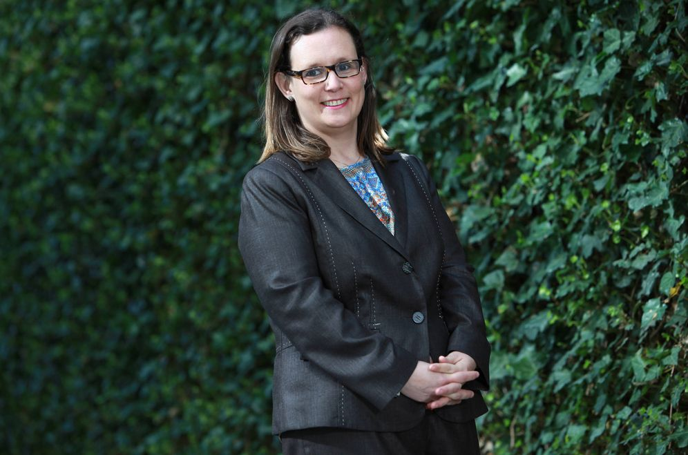Foto: Ana Vidal, directora general de Bouygues Inmobiliaria.