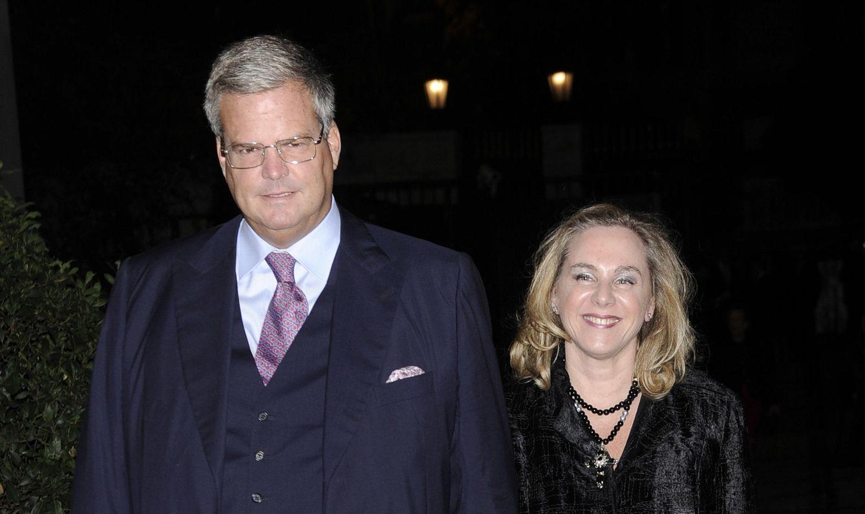 Fournier y Vardinoyannis cierran con un acuerdo amistoso su polémico divorcio