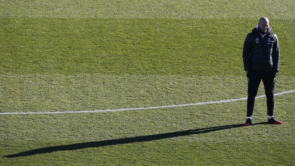 Zidane subirá al 'top 5' de los técnicos mejor pagados del mundo  del fútbol