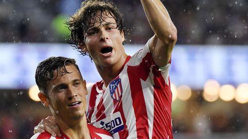 Así es Roro Riquelme, la nueva perla del Atlético que ha enamorado a Simeone