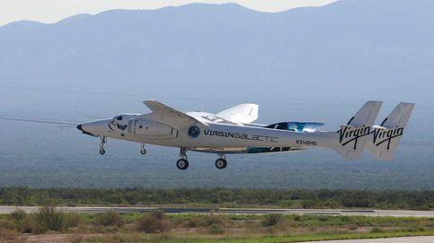 Concluido con éxito el viaje turístico al espacio del magnate Richard Branson