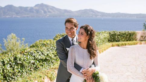 Primeras imágenes oficiales de Rafa Nadal y Xisca Perelló como marido y mujer
