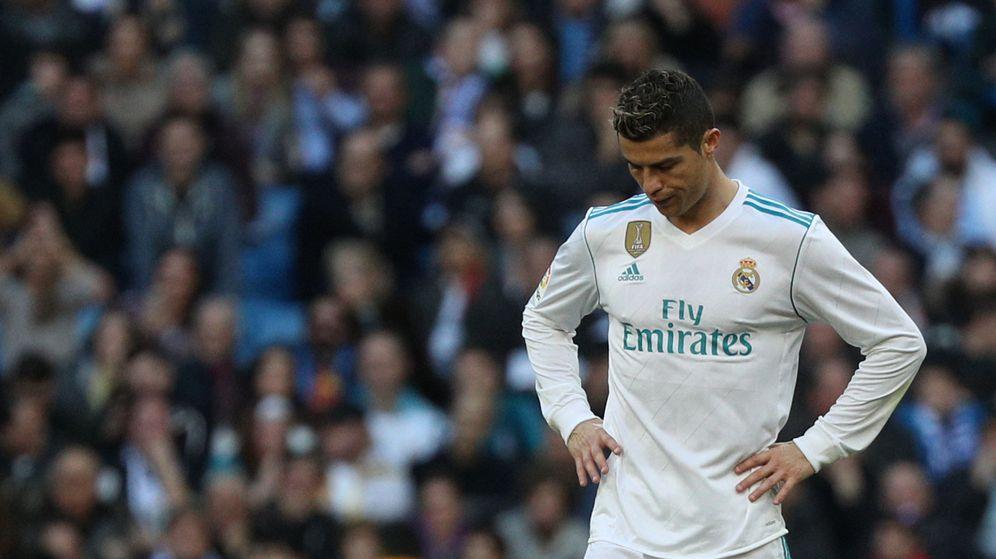 Foto: Cristiano Ronaldo, jugador del Real Madrid, en una imagen de archivo. (Reuters)