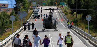 Post de Un terremoto de 6,6 grados Richter sacude nueve regiones de Chile