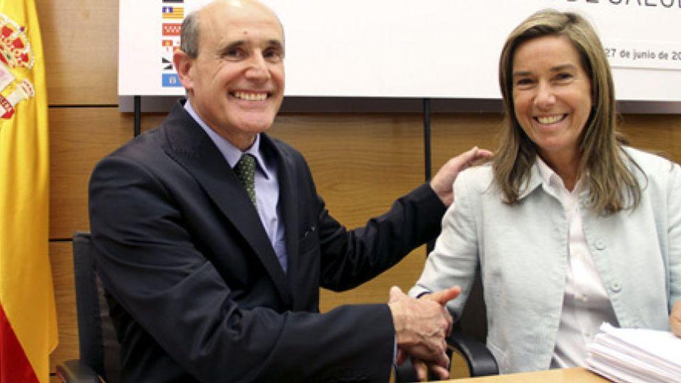 """Sectores del PP critican el copago: """"Era mejor el euro por receta"""""""