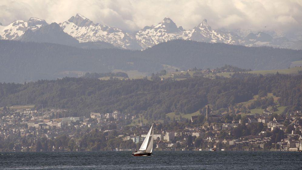 Foto: Foto de archivo: La ciudad de Zurich, Suiza. (Reuters)