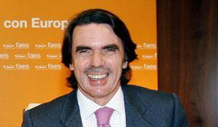 Foto: Aznar defiende la guerra de Iraq y dice que el 11-M quiso cambiar el Gobierno