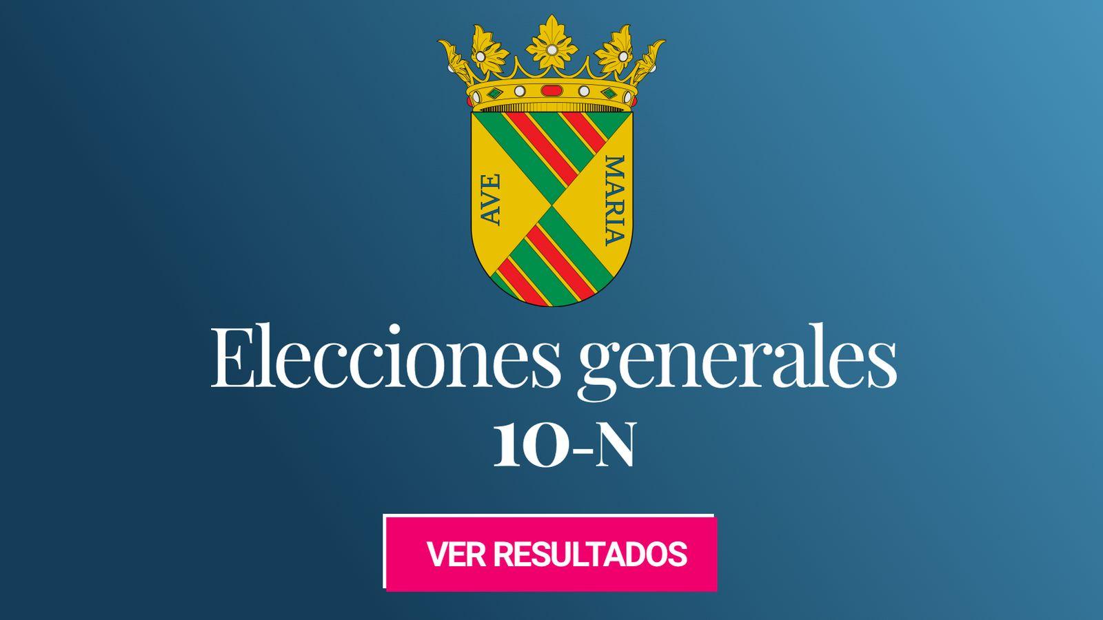 Foto: Elecciones generales 2019 en Torrelavega. (C.C./EC)