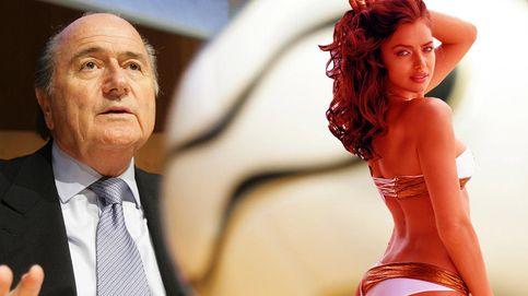 El supuesto 'affaire' con Irina Shayk y otras cosas que cuesta creer de Blatter