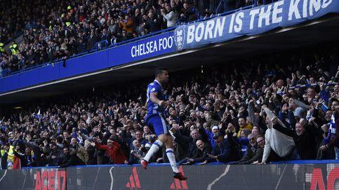 Costa mantiene viva la impresionante racha del Chelsea en la Premier