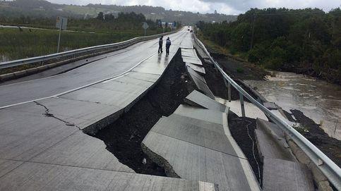 Alerta de tsunami en el sur de Chile tras un terremoto de 7,6 grados