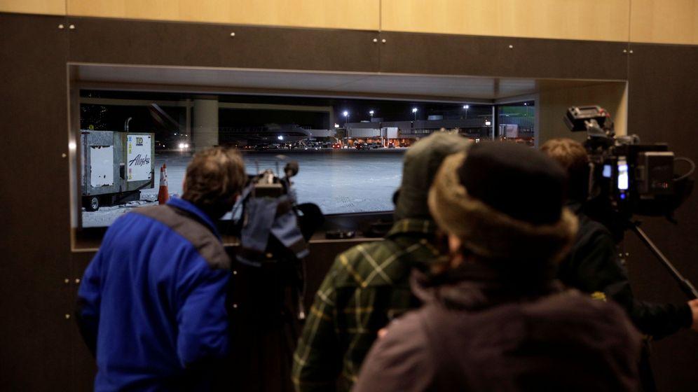 Foto: El aeropuerto de Anchorage se ha convertido en el más utilizado del mundo (Reuters/Kerry Tasker)