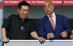 Peter Lim da de plazo hasta el jueves a Bankia para ejecutar la compra del Valencia