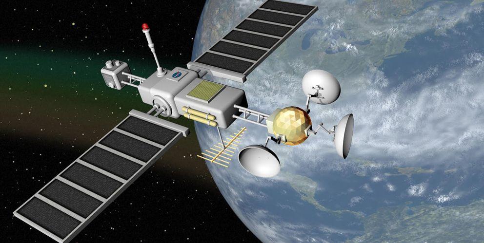 Foto: Una anomalía en el sobrevuelo de los satélites desconcierta a los científicos