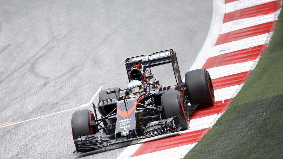 McLaren, a toda presión: Cuando el dolor es una fuerza motivadora