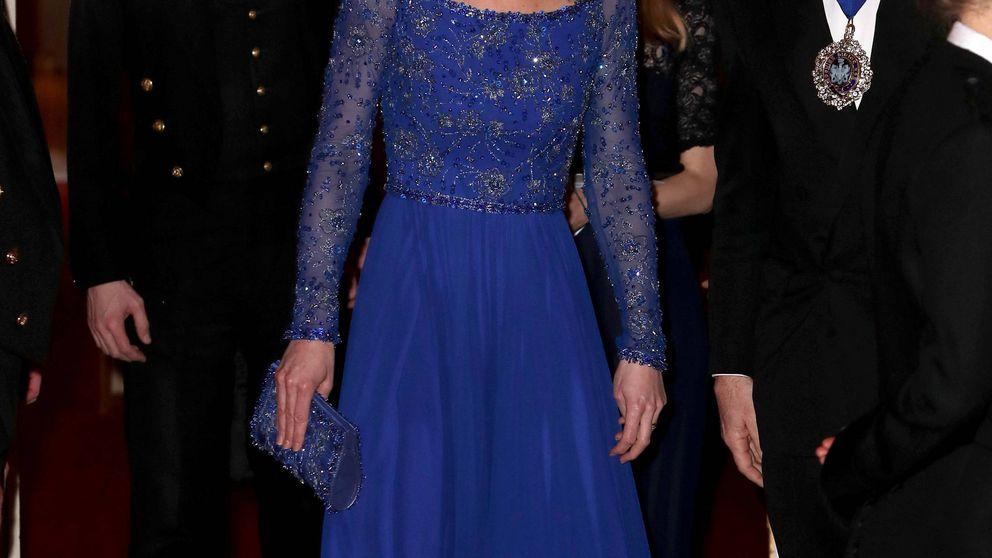 Kate Middleton tira de esencia (y fondo de armario) para brillar en solitario