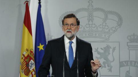 Rajoy anuncia que convocará para el 17 de enero la sesión constitutiva del Parlament