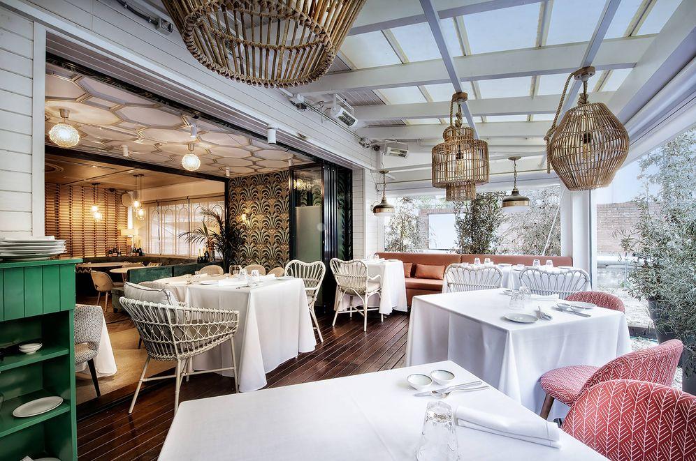 Foto: La terraza del restaurante Dogma, un canto de sirena. (Cortesía)