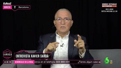 Xavier Sardá, contundente en La Sexta sobre los escándalos de Juan Carlos I: Inaceptable
