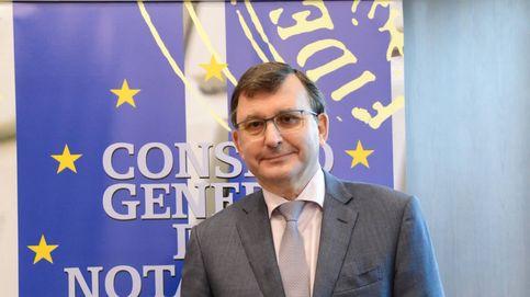 José Ángel Martínez Sanchiz, reelegido presidente del Consejo General del Notariado