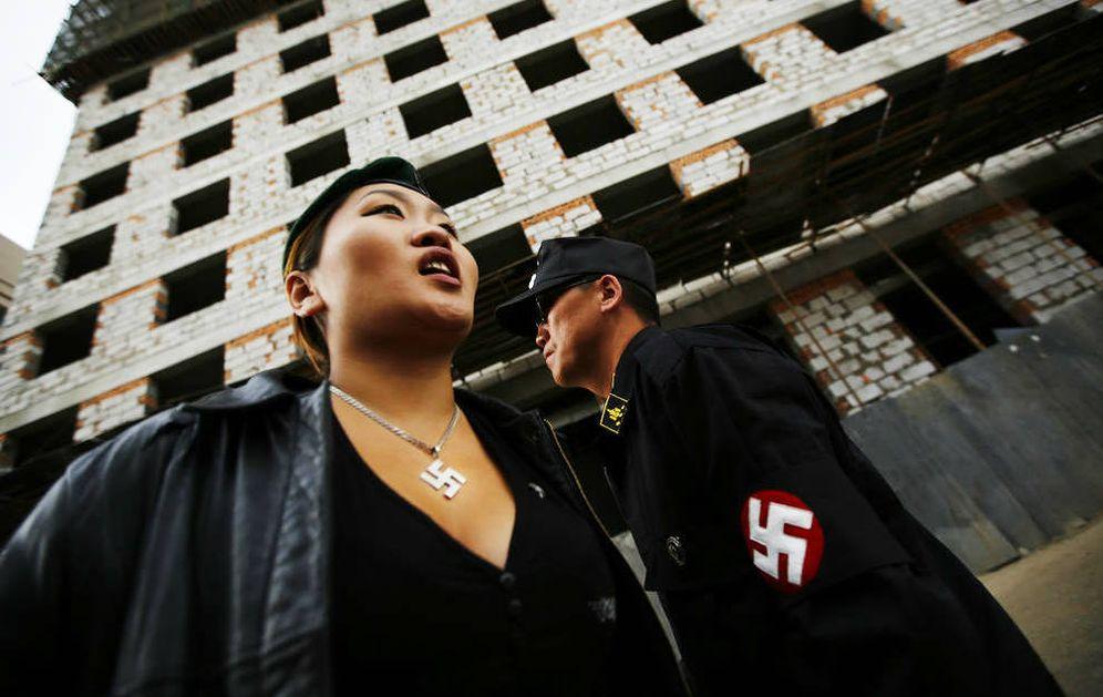 Foto: Nazis en Mongolia. (Reuters)